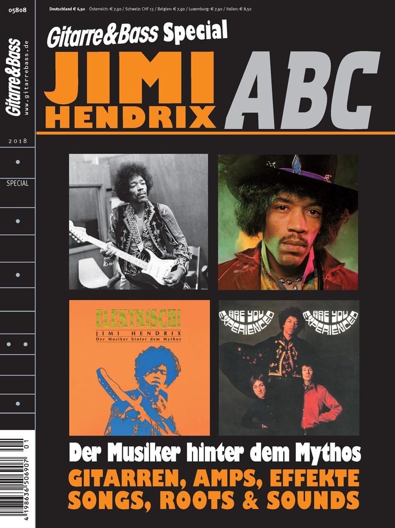 Produkt: JIMI HENDRIX ABC