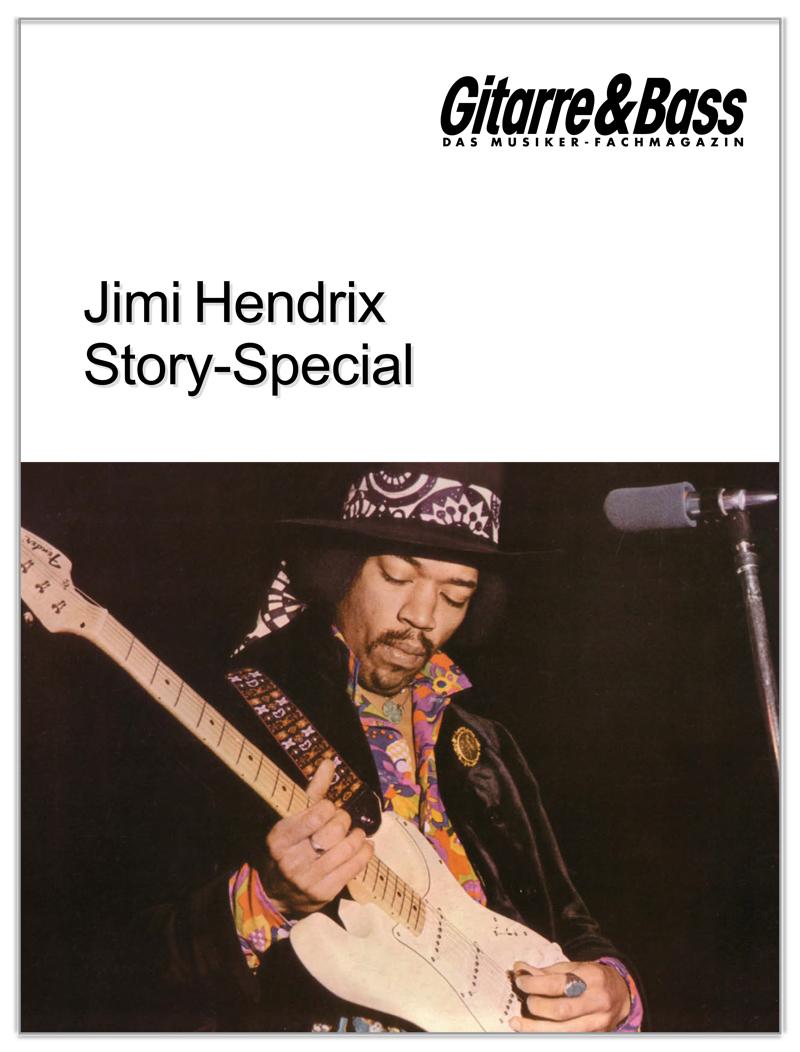 Produkt: Jimi Hendrix Story