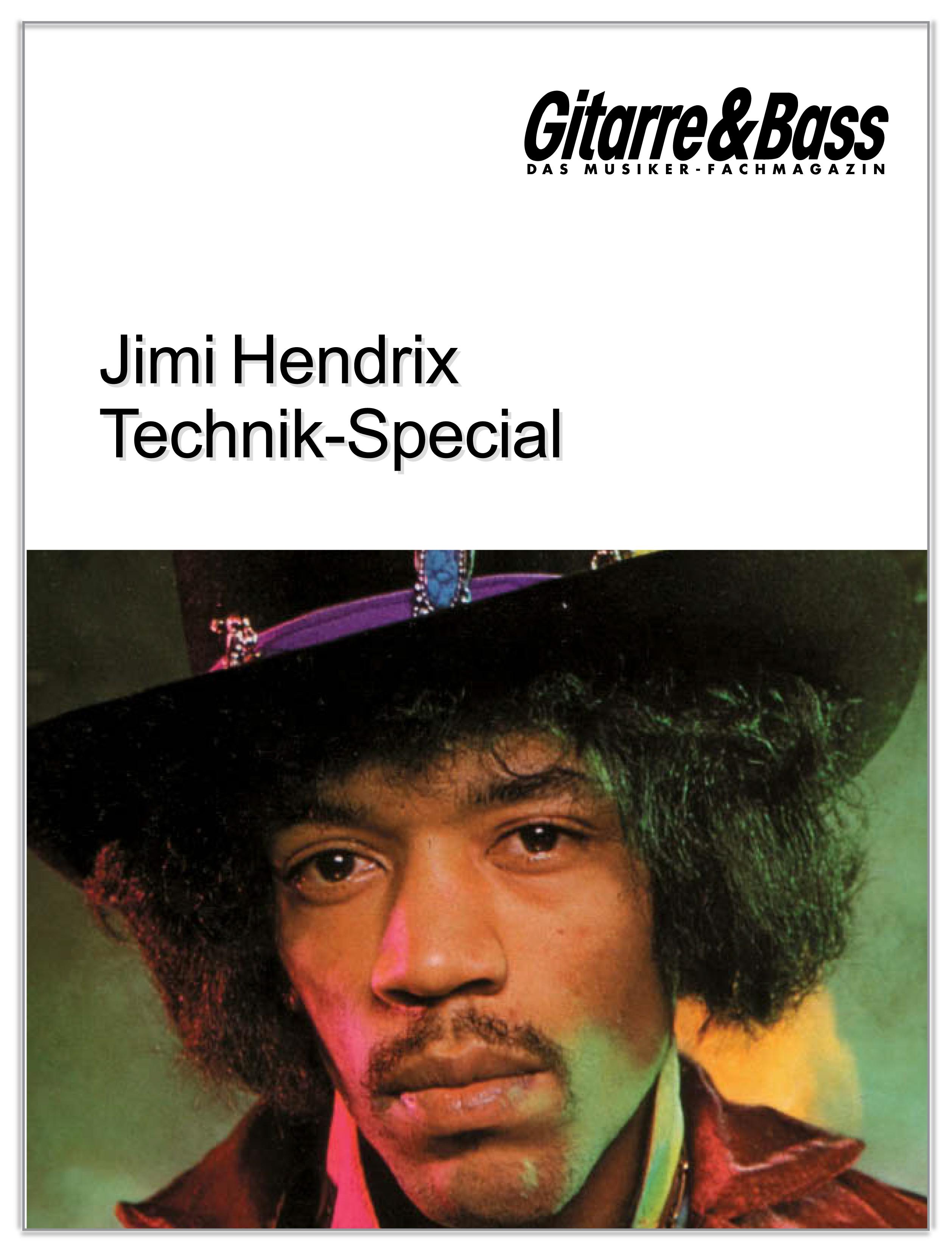 Produkt: Jimi Hendrix Technik