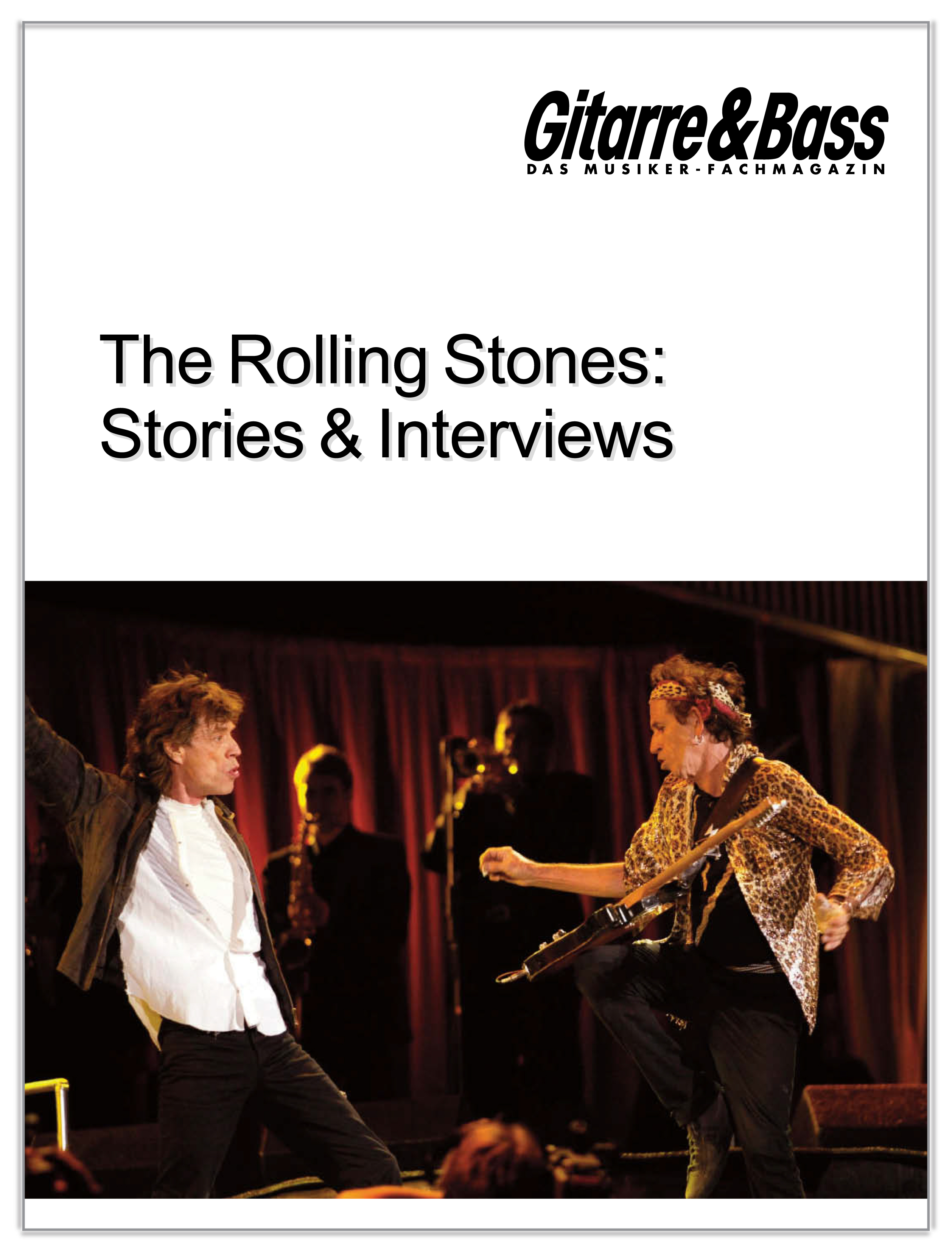 Produkt: The Rolling Stones: Stories & Interviews