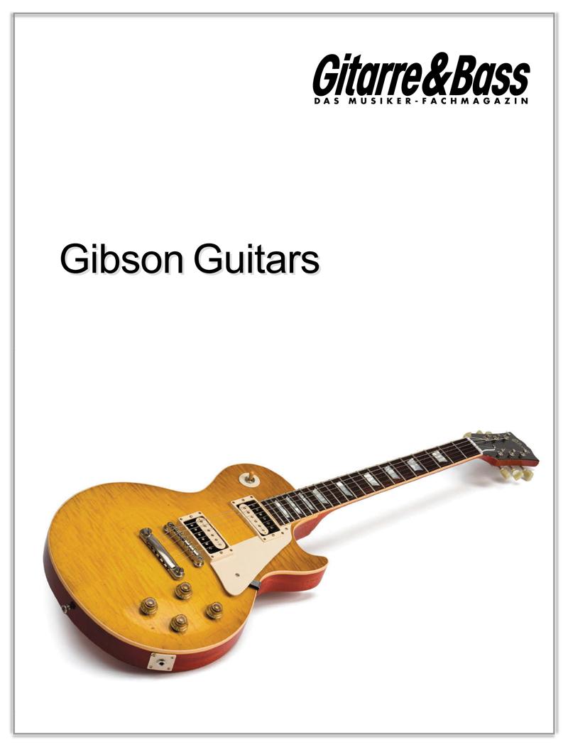 Produkt: Gibson Guitars Special