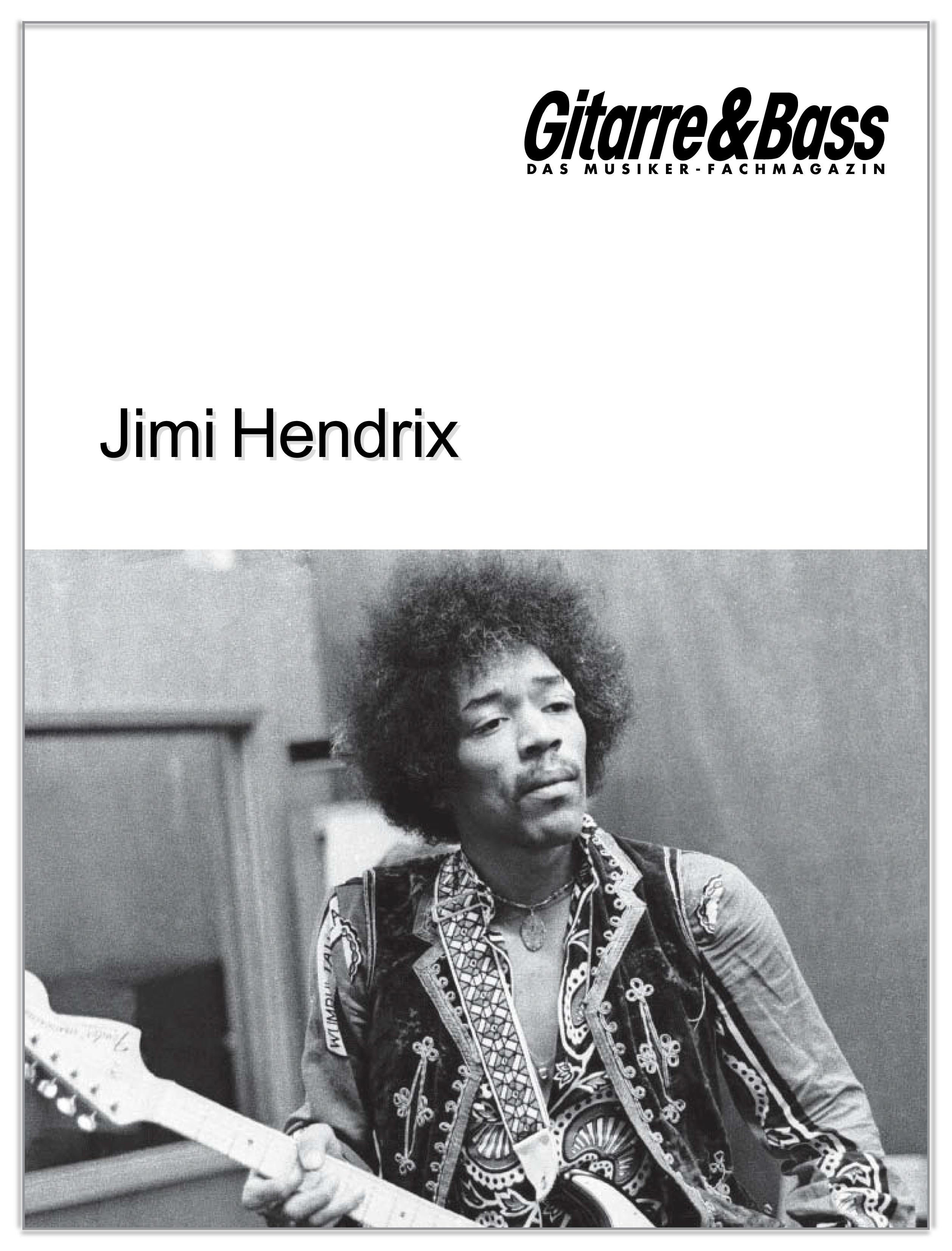 Produkt: Jimi Hendrix for free