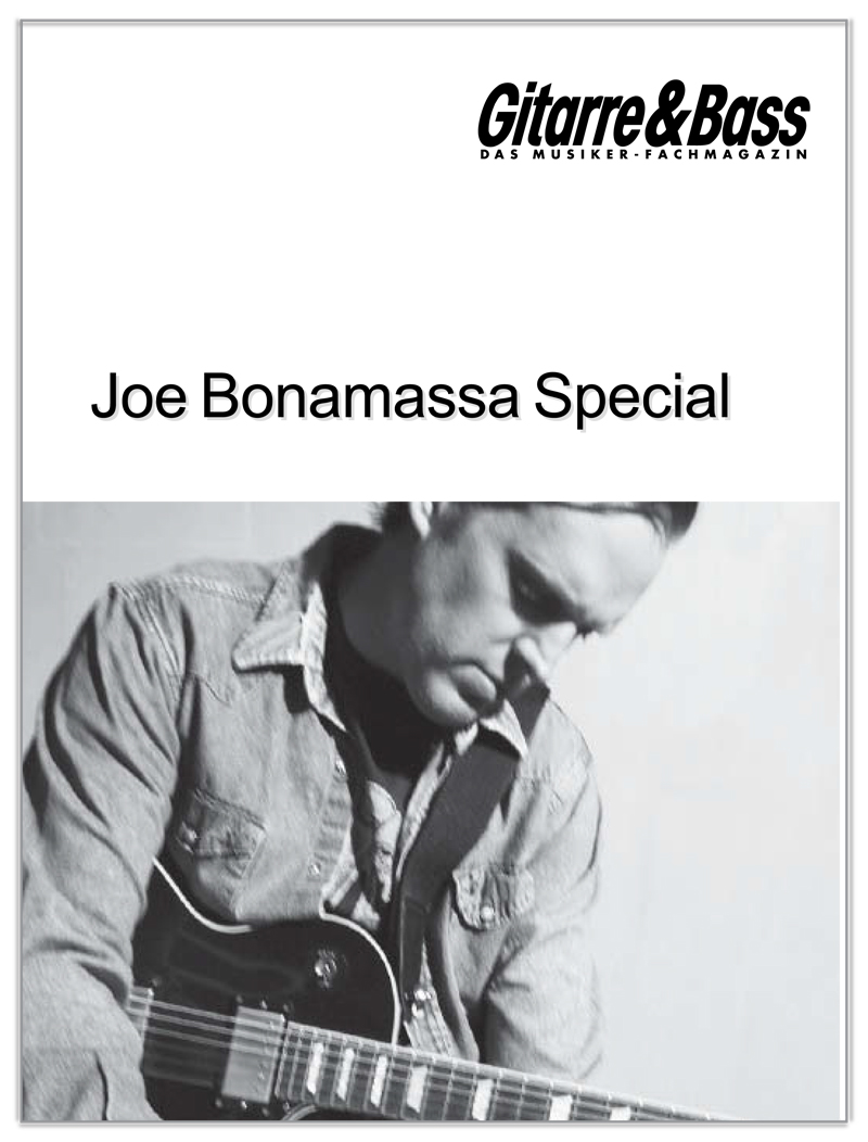Produkt: Joe Bonamassa for free