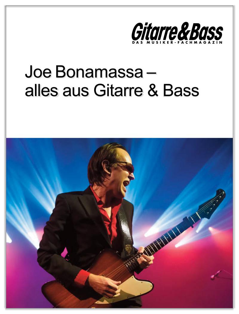 Produkt: Joe Bonamassa Special