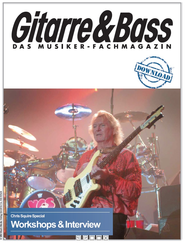 Produkt: Chris Squire Special