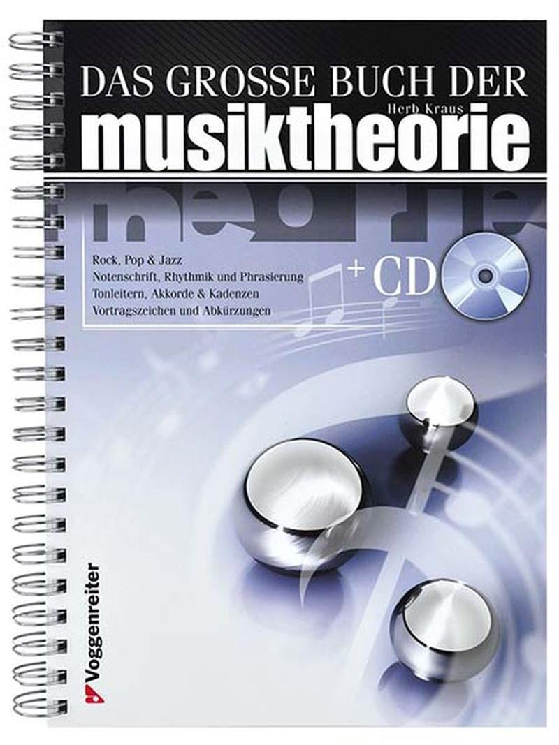 Produkt: Das große Buch der Musiktheorie