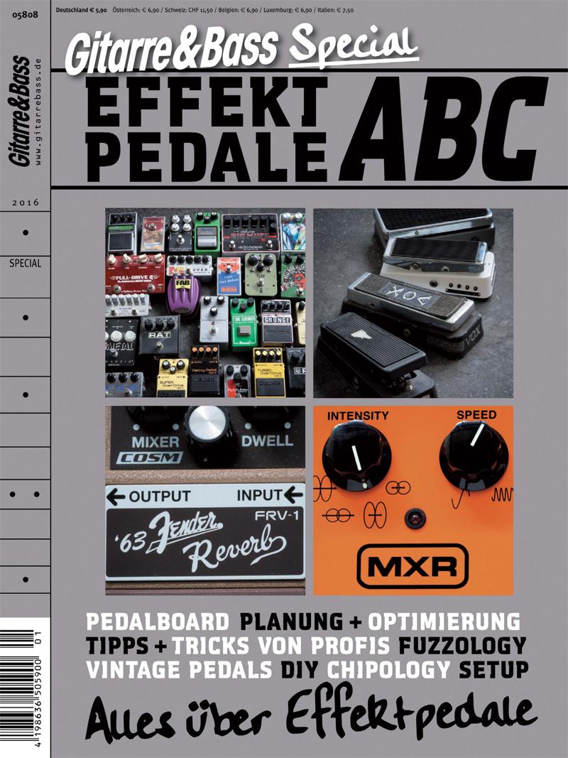 Produkt: Effekt Pedale ABC – Alles über Effektpedale