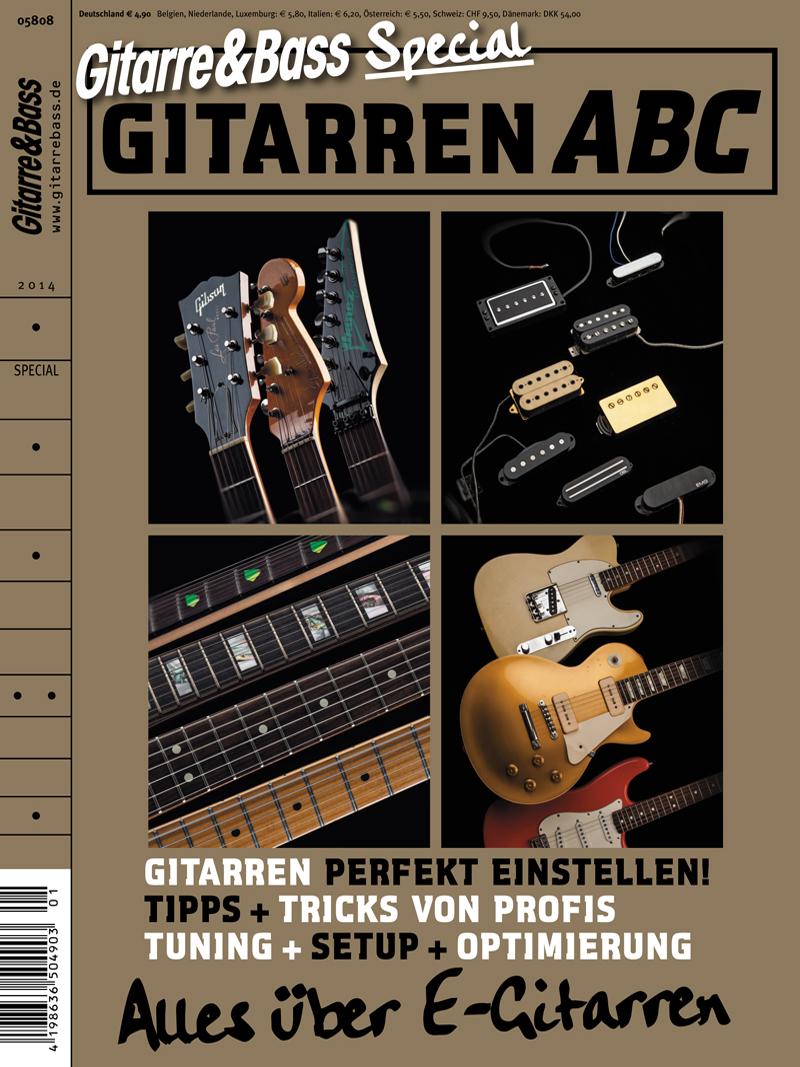 Produkt: Gitarren ABC – Alles über E-Gitarren Digital 2014
