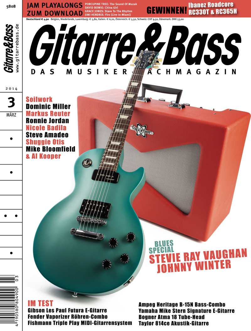 Produkt: Gitarre & Bass Digital 3/2014