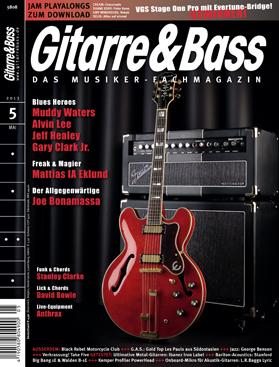 Produkt: Gitarre & Bass Digital 5/2013
