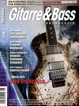 Produkt: Gitarre & Bass Digital 6/2013