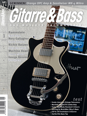 Produkt: Gitarre & Bass Digital 1/2012
