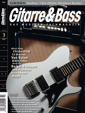 Produkt: Gitarre & Bass Digital 3/2012