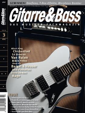 Produkt: Gitarre & Bass Digital 3/2012