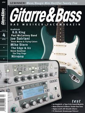 Produkt: Gitarre & Bass Digital 4/2012