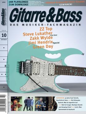 Produkt: Gitarre & Bass Digital 10/2012