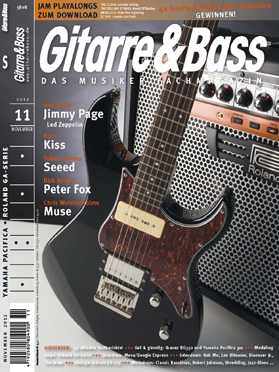 Produkt: Gitarre & Bass Digital 11/2012