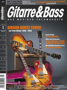 Produkt: Gitarre & Bass Digital 1/2013