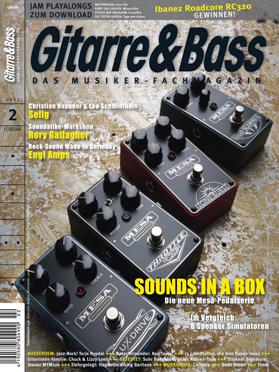 Produkt: Gitarre & Bass Digital 2/2013