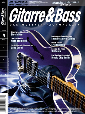 Produkt: Gitarre & Bass Digital 4/2013