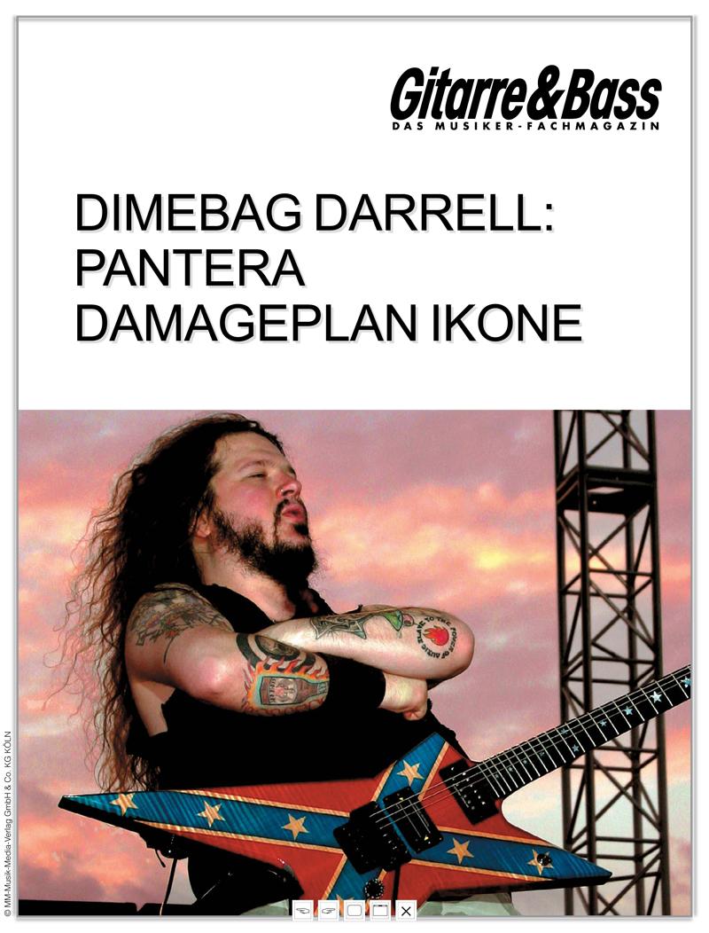 Produkt: Dimebag Darrell Special
