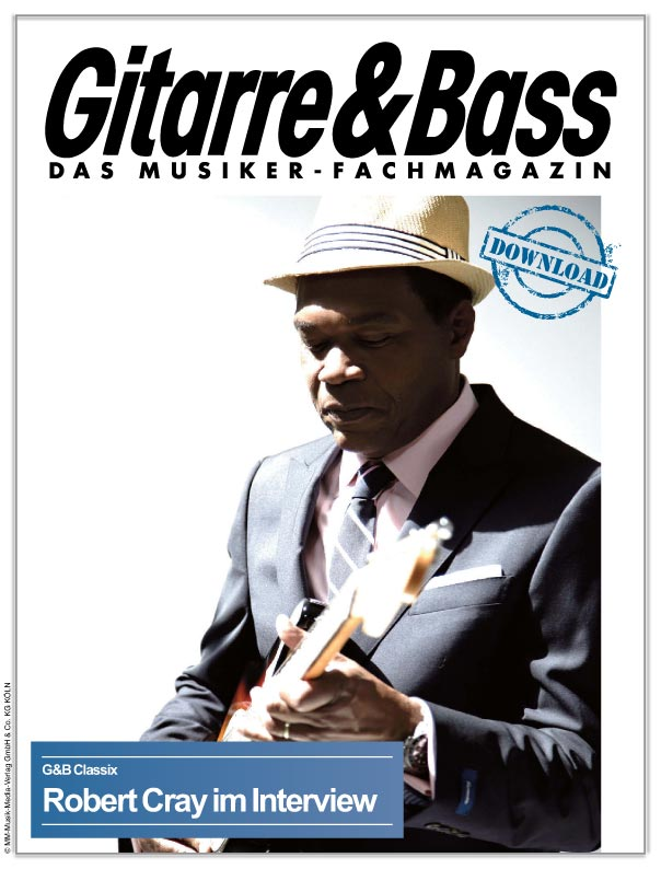 Produkt: Robert Cray im Interview