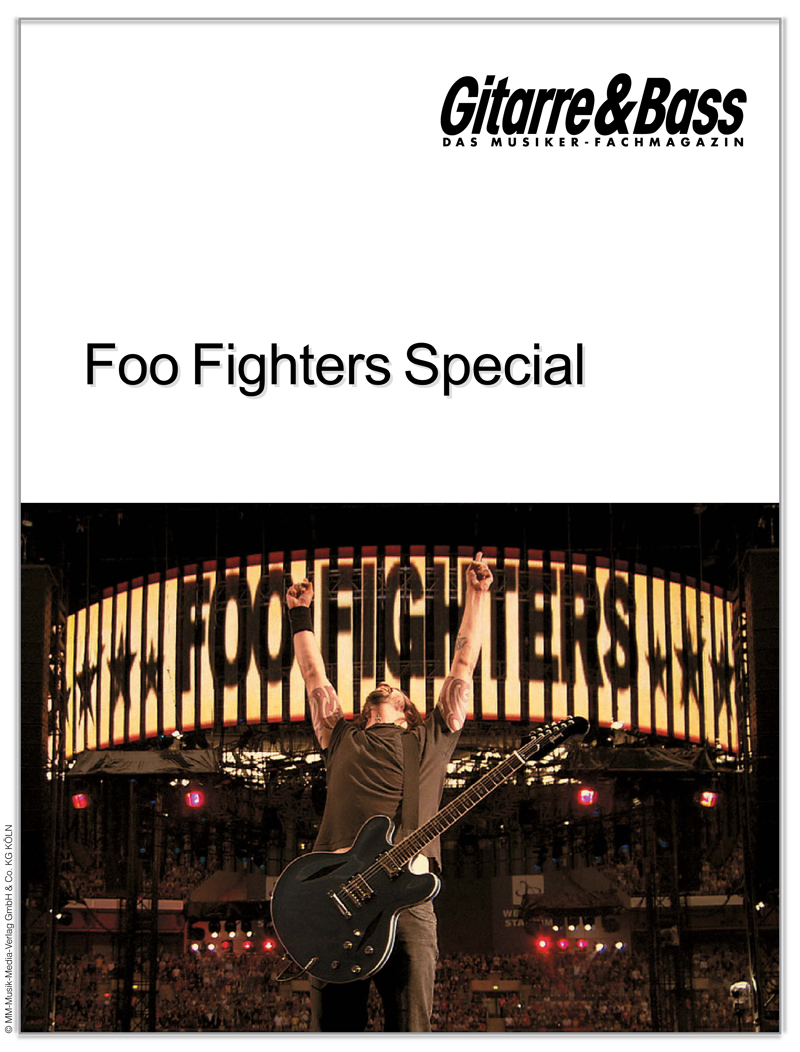 Produkt: Foo Fighters Special