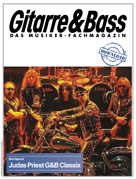 Produkt: Judas Priest Mini-Special