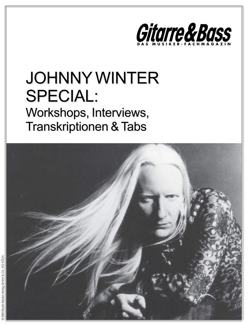 Produkt: Johnny Winter Special