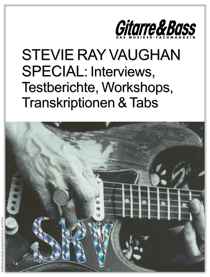 Produkt: Stevie Ray Vaughan Special