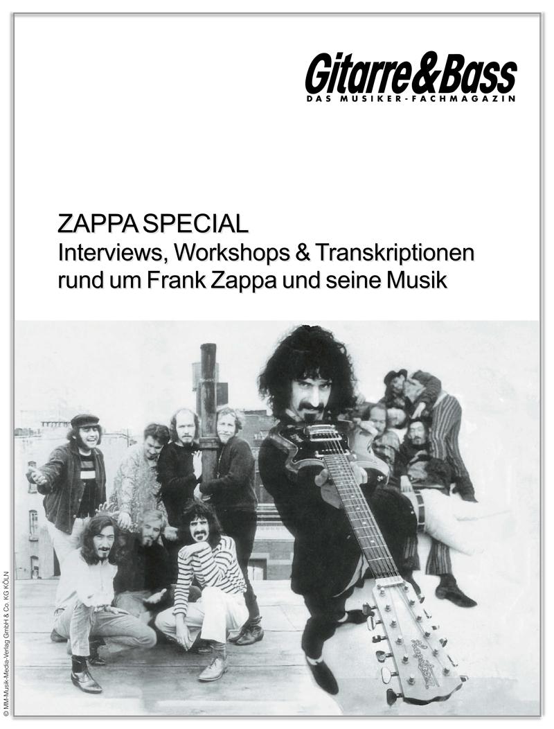 Produkt: Frank Zappa Special