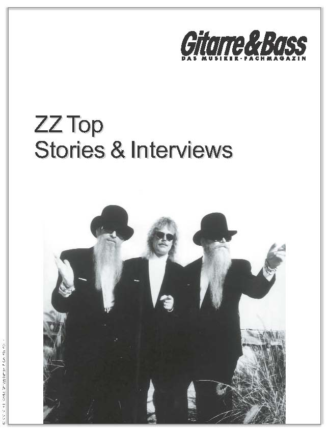 Produkt: ZZ Top Stories & Interviews