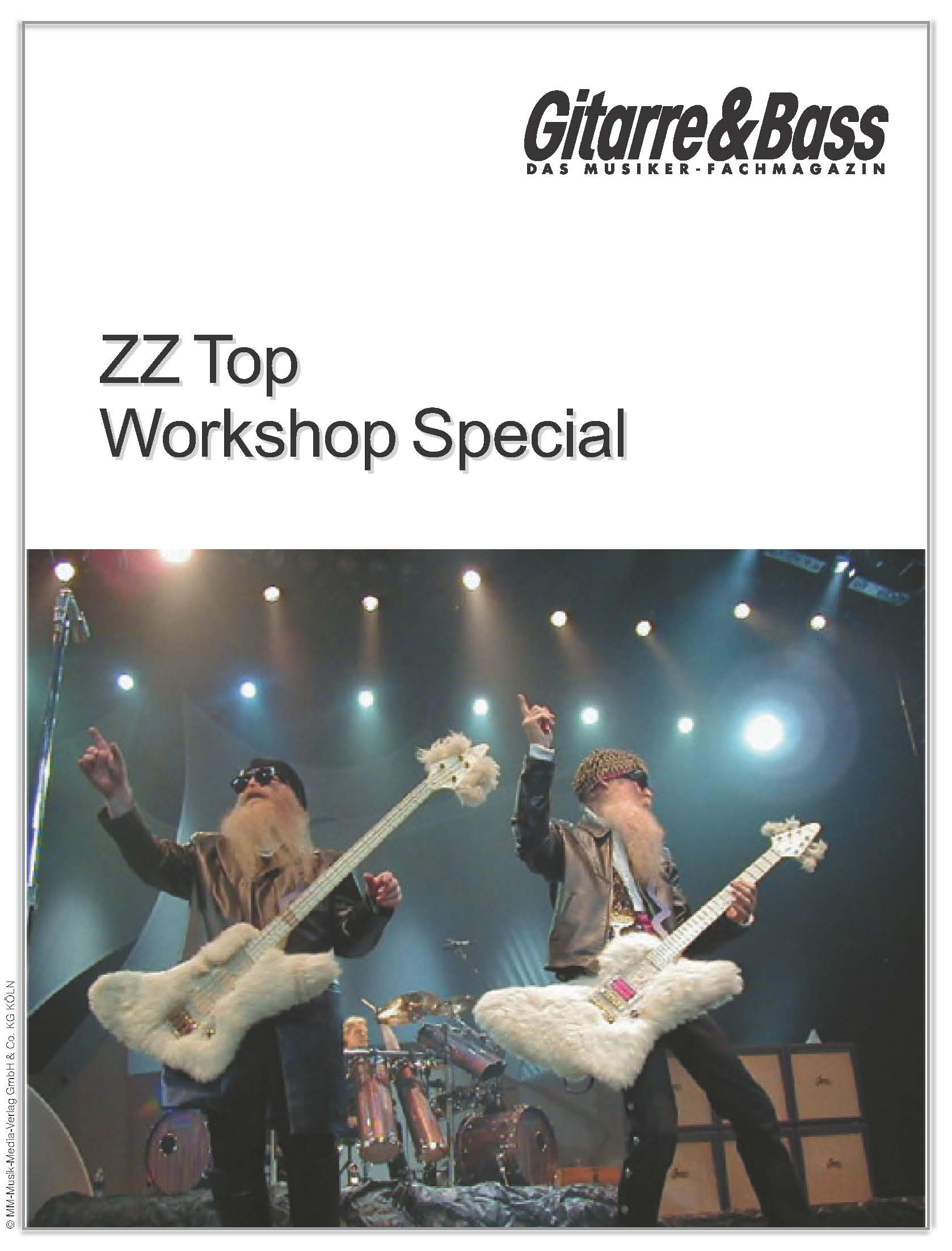 Produkt: ZZ Top Workshop Special