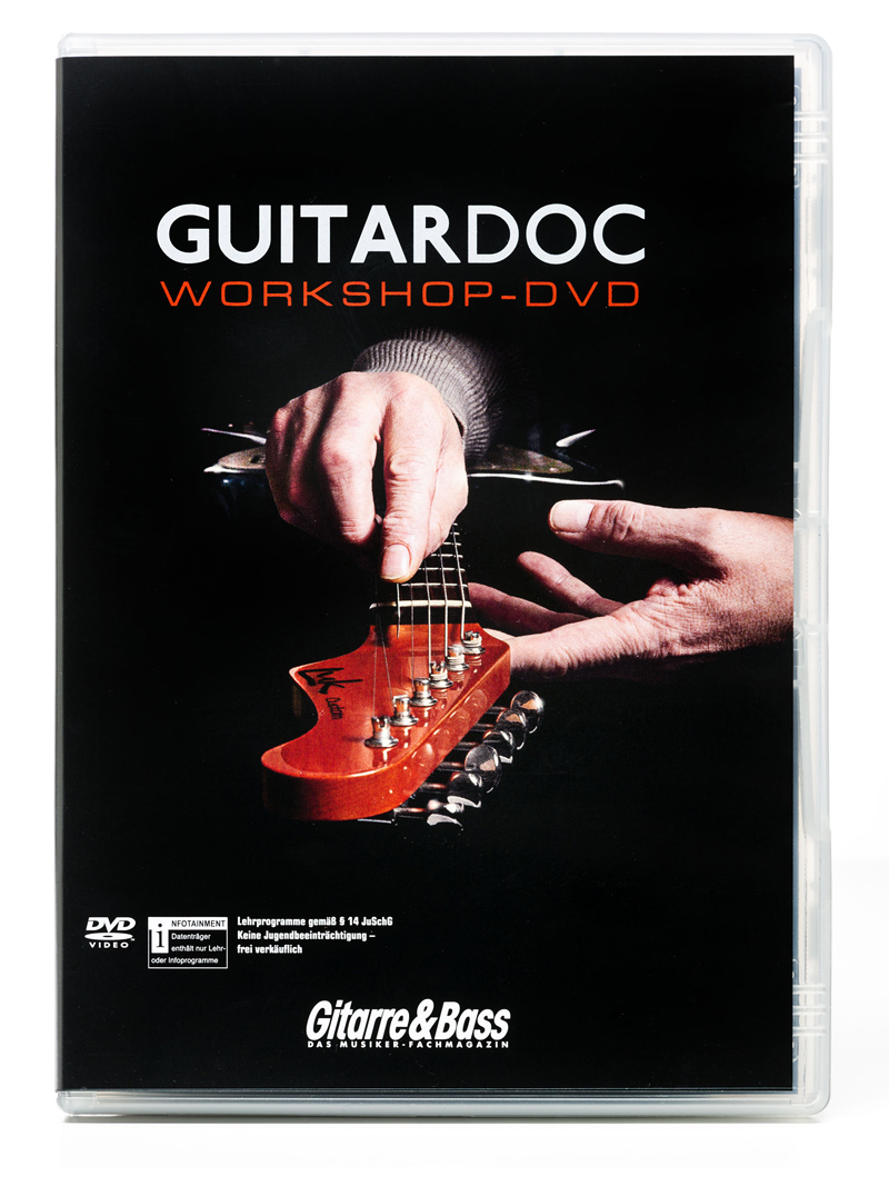 Produkt: Guitardoc Workshop-DVD