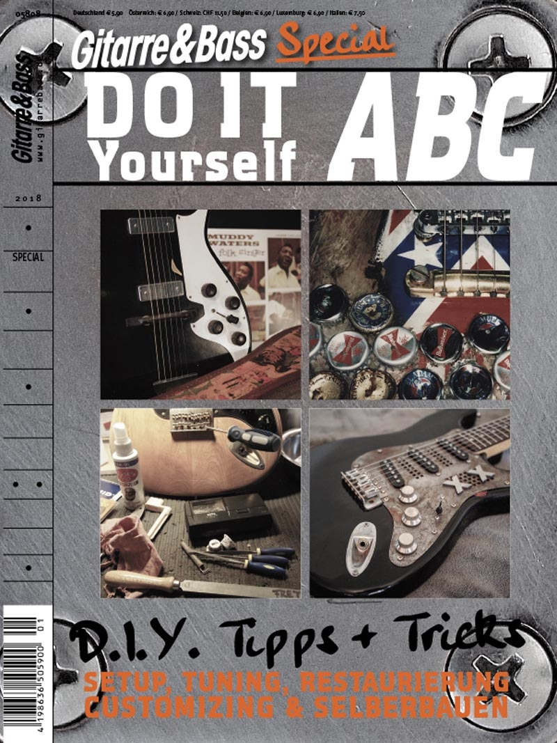 Produkt: PDF-Download: Gitarre & Bass Special Do It Yourself ABC