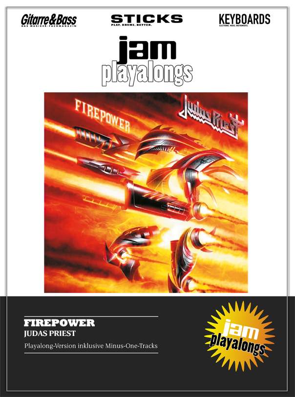 Produkt: Firepower – Judas Priest