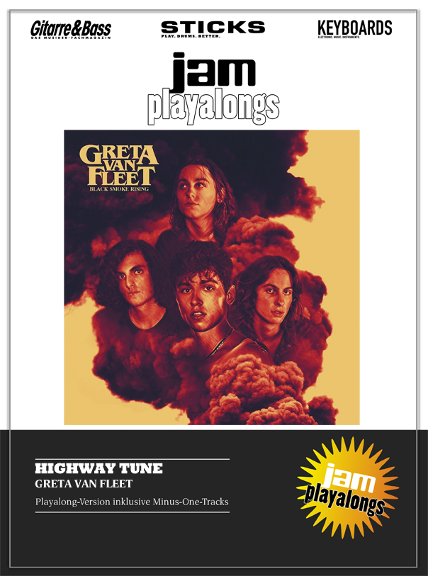 Produkt: Highway Tune – Greta Van Fleet