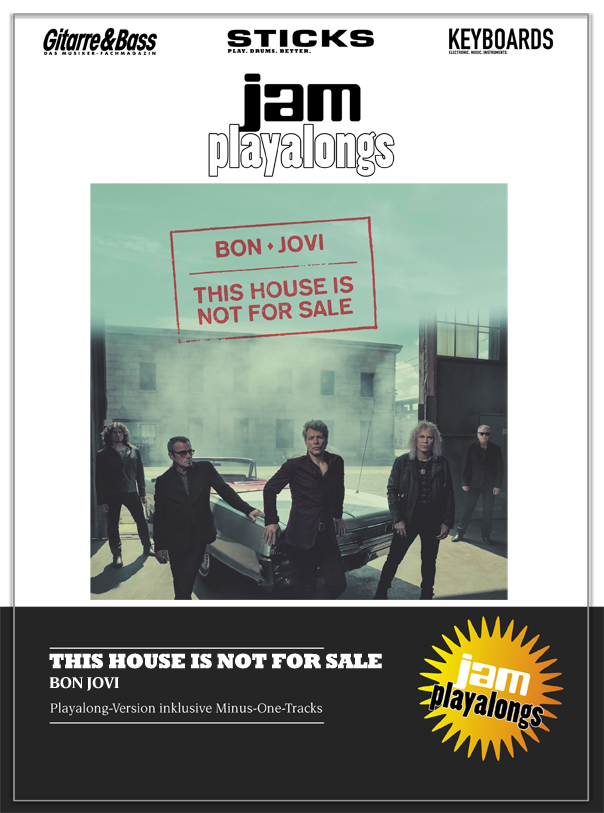 Produkt: This House Is Not For Sale – Bon Jovi