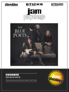 Produkt: Goodbye – The Blue Poets