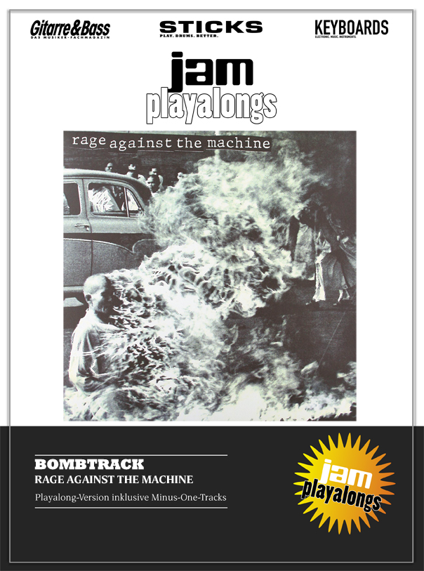 Produkt: Bombtrack – Rage Against The Machine