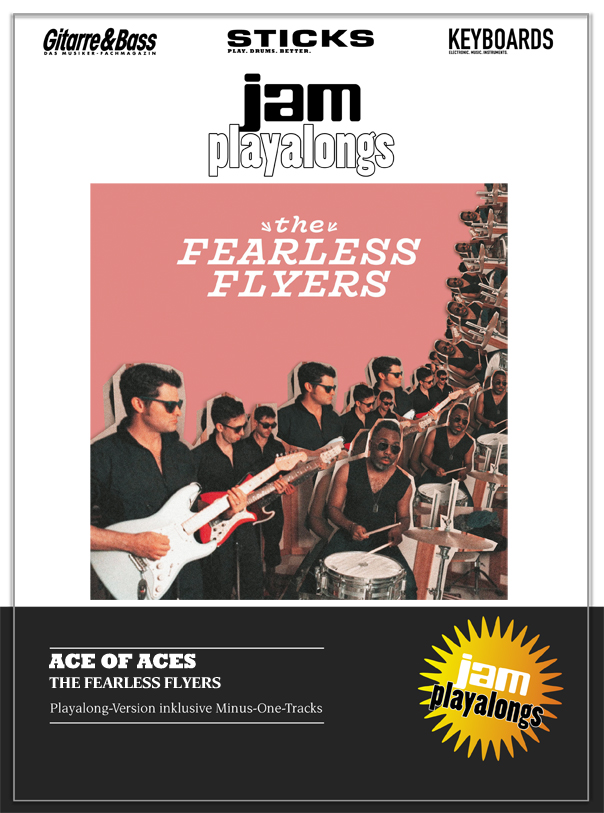 Produkt: Ace Of Aces – The Fearless Flyers