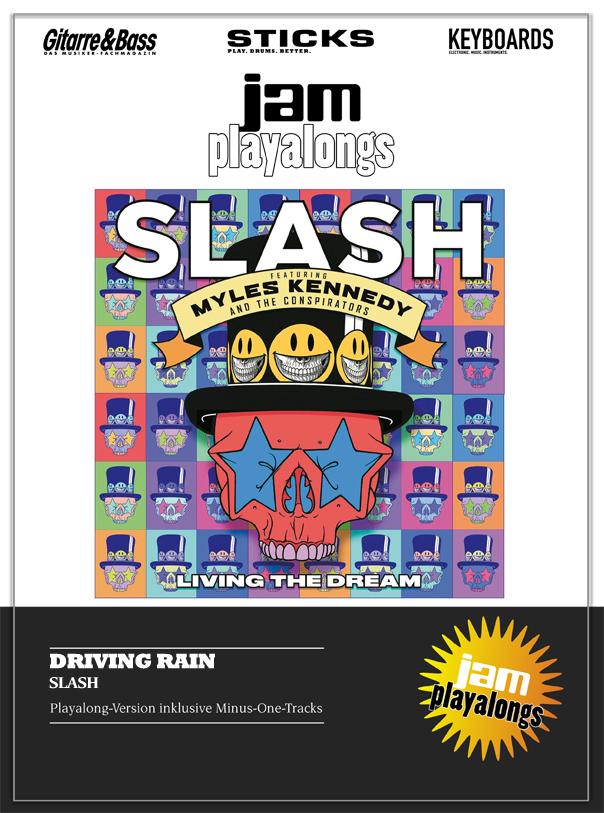 Produkt: Driving Rain – Slash