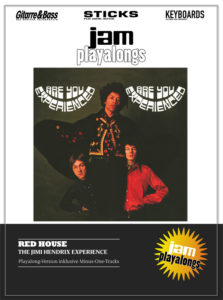 Produkt: Red House – The Jimi Hendrix Experience