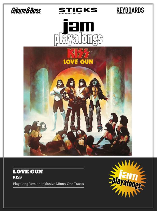Produkt: Love Gun – Kiss