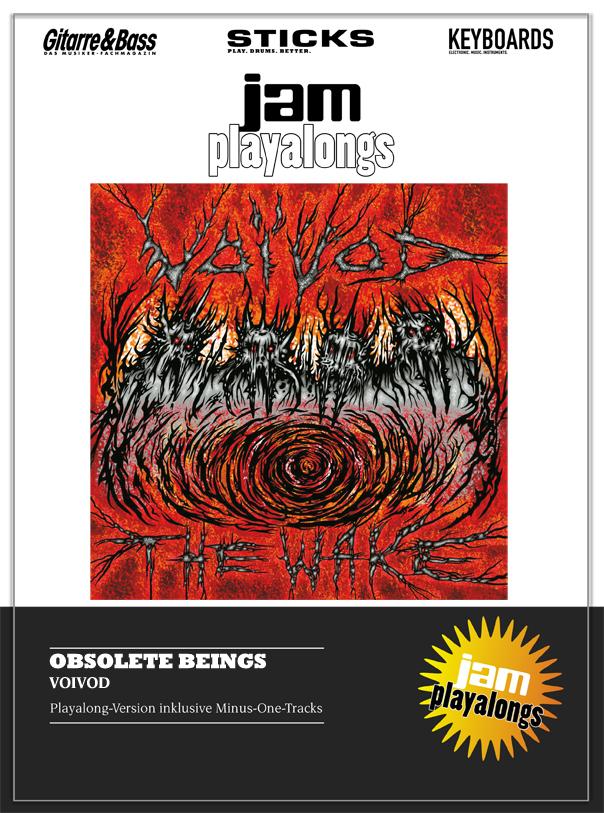 Produkt: Obsolete Beings – Voivod