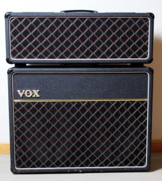 Vox AC30 Super Twin Treble