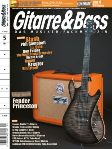 Produkt: Gitarre & Bass 5/2019 Digital
