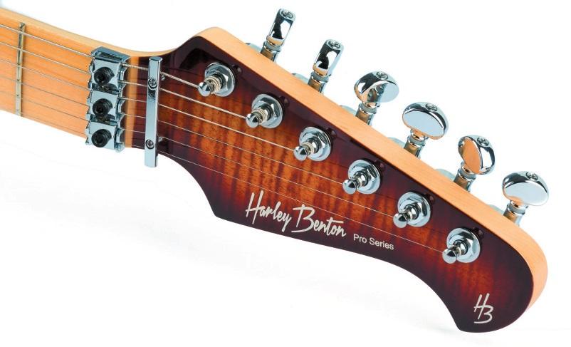 Harley Benton Fusion