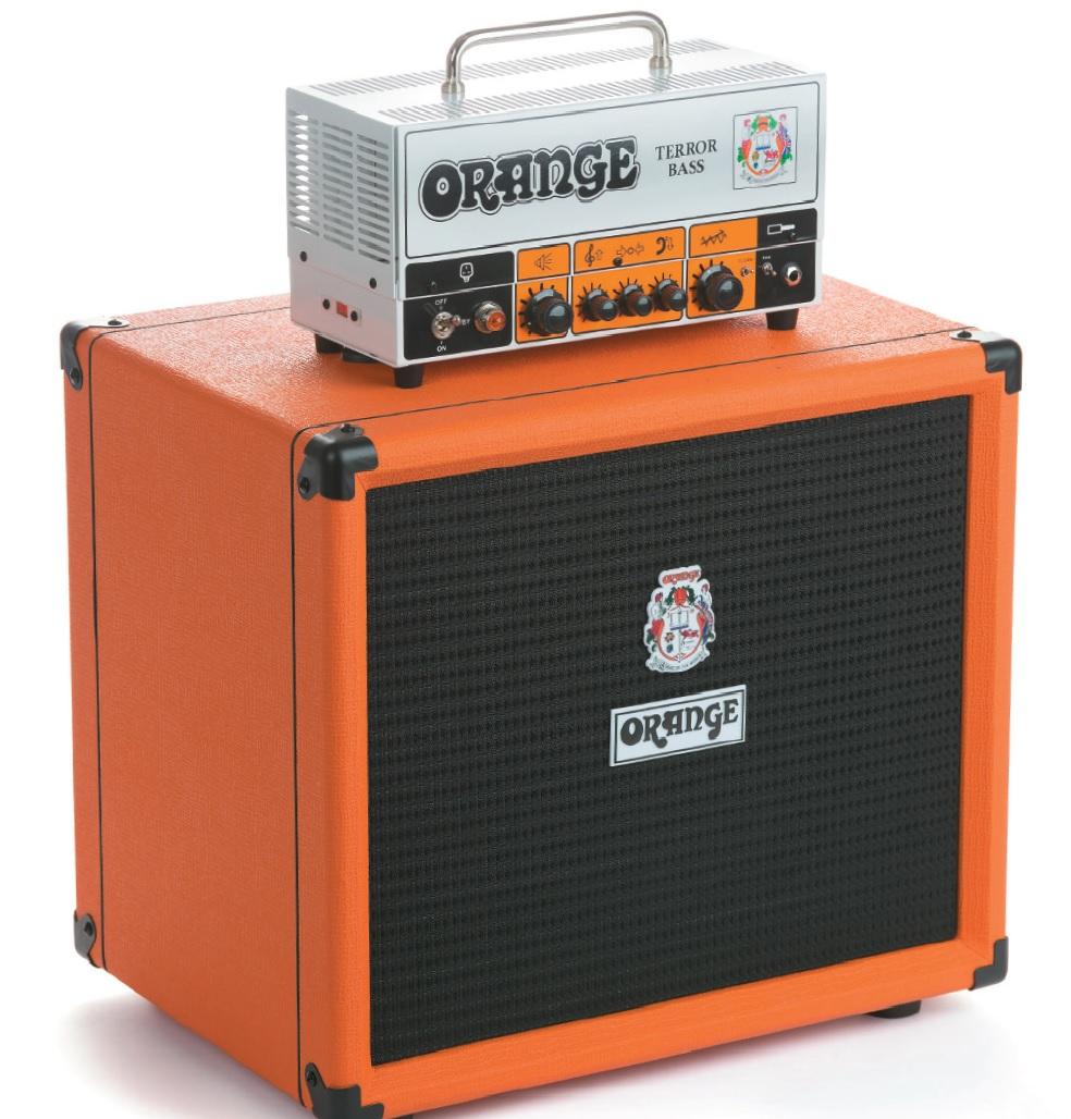Orange Terror Bass 500 OBC112