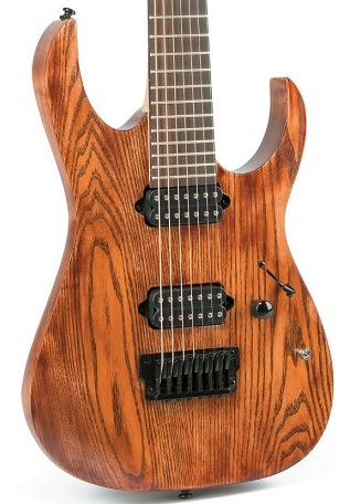 Ibanez Iron Label RGIXL7 ABL
